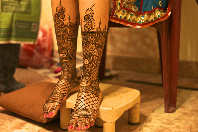 mehndi An Amazing Gallery of Camel Hair Art