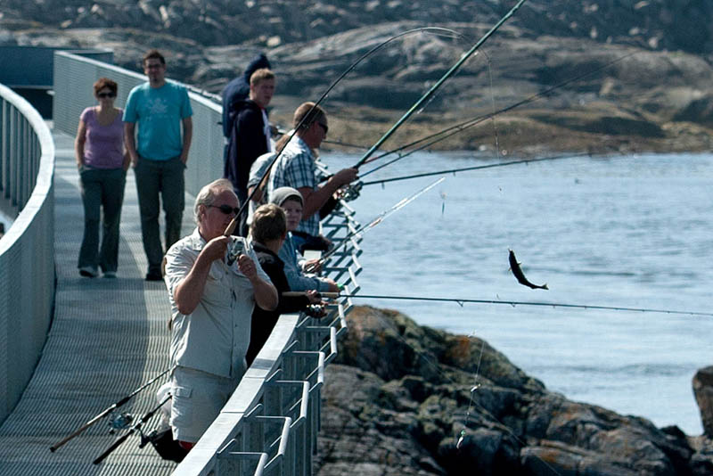 myrbc3a6rholmbrua 3 The Atlantic Road: Norways Construction of the Century