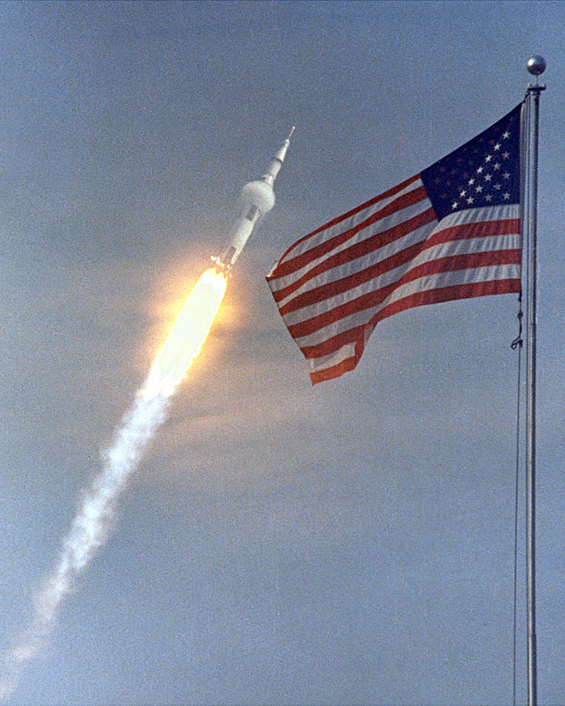 nasa rocket launch high quality 1 A History of NASA Rocket Launches in 25 High Quality Photos