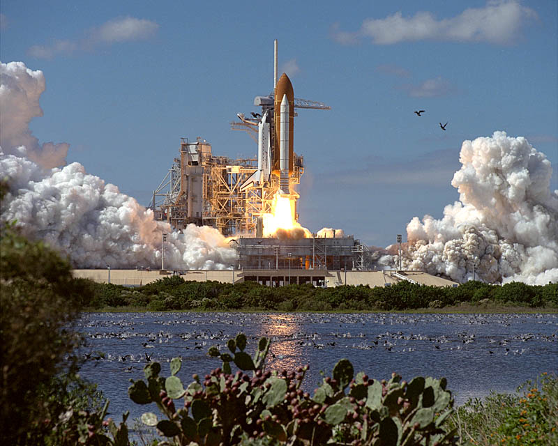 nasa rocket launch high quality 11 A History of NASA Rocket Launches in 25 High Quality Photos