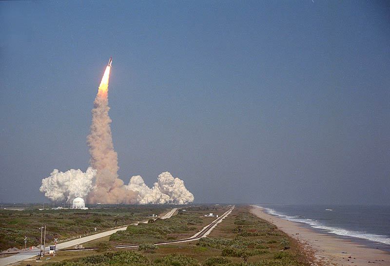 highest space shuttle mission - photo #4