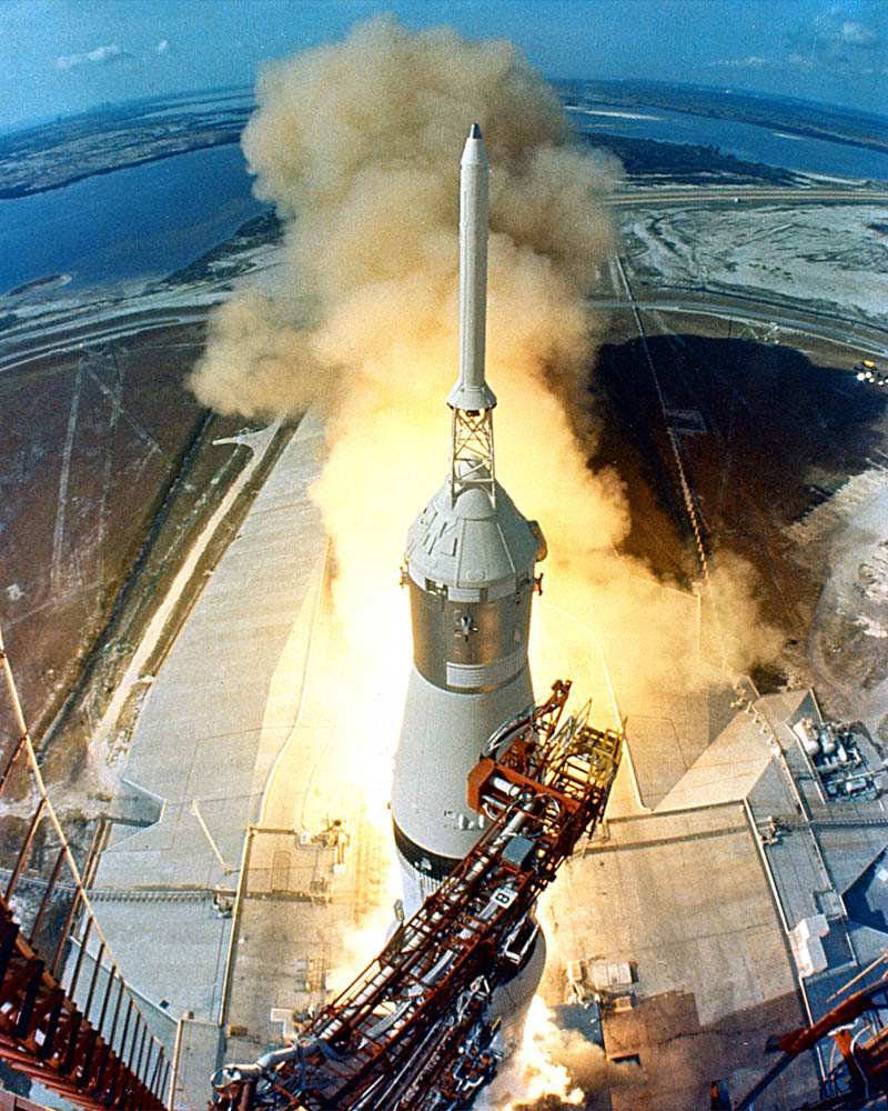 nasa rocket launch high quality 2 A History of NASA Rocket Launches in 25 High Quality Photos