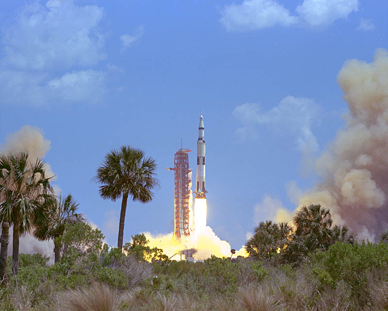 nasa rocket launch high quality 3 A History of NASA Rocket Launches in 25 High Quality Photos