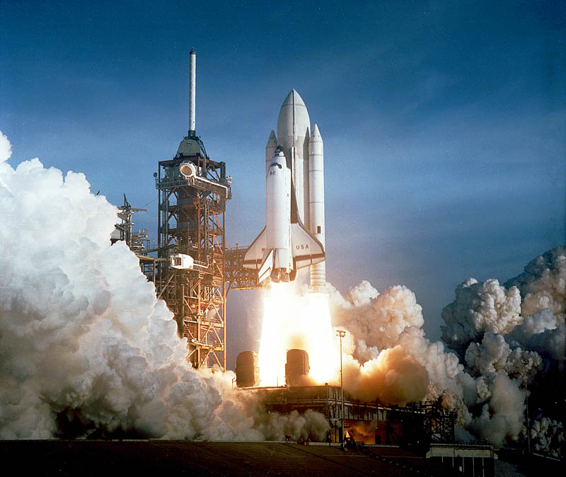 a history of nasa rocket launches in 25 high quality photos twistedsifter