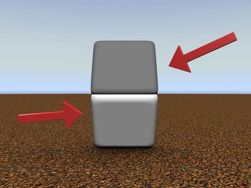optical illusion same gray color thumb over middle 12 Optical Illusions Made from Shadows