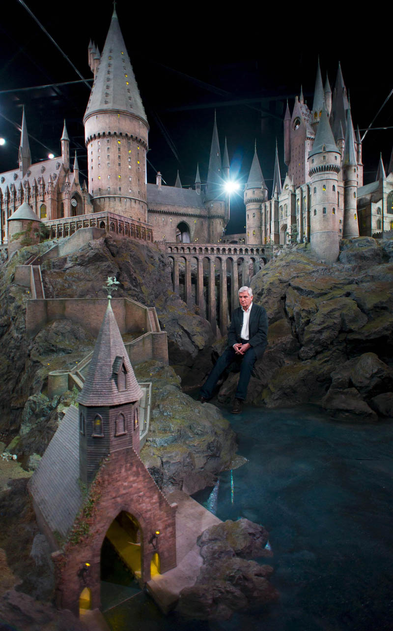 real life hogwarts castle scale model 2 The Real Life Hogwarts Castle Revealed