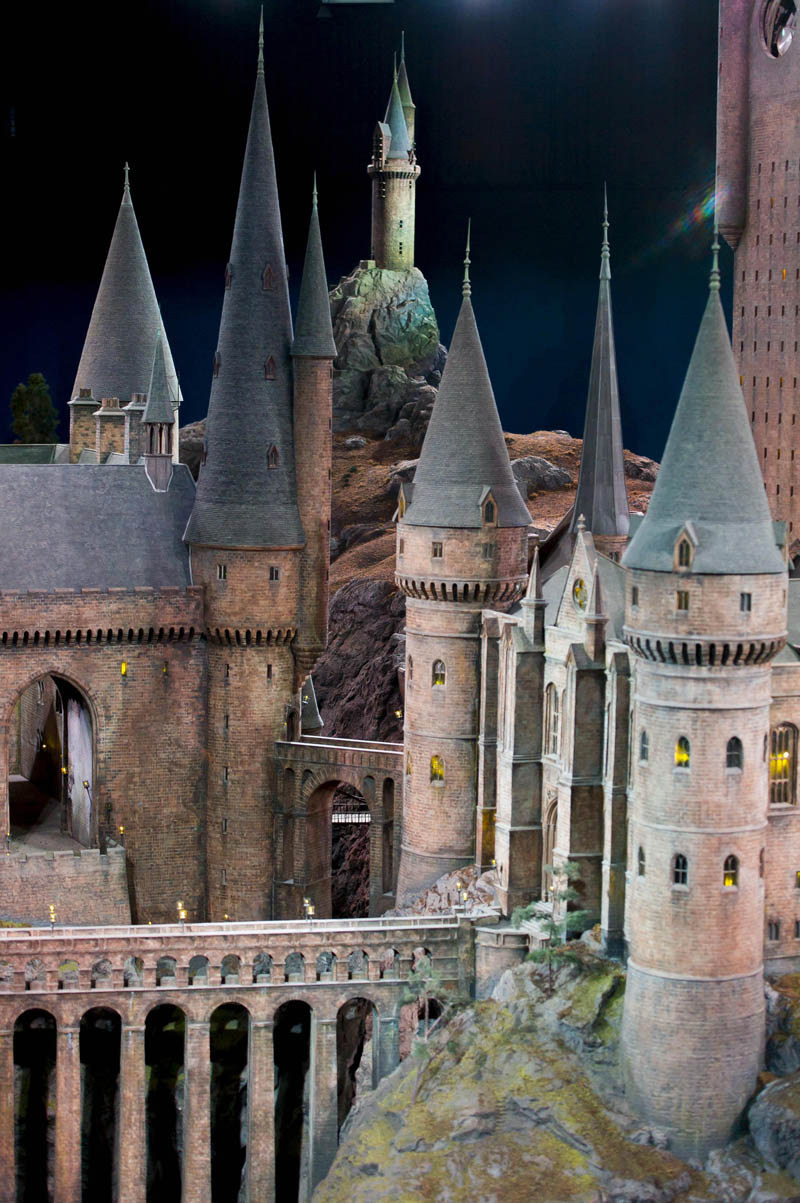 real life hogwarts castle scale model 4 The Real Life Hogwarts Castle Revealed