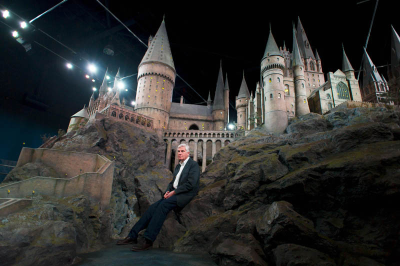 real life hogwarts castle scale model 6 The Real Life Hogwarts Castle Revealed