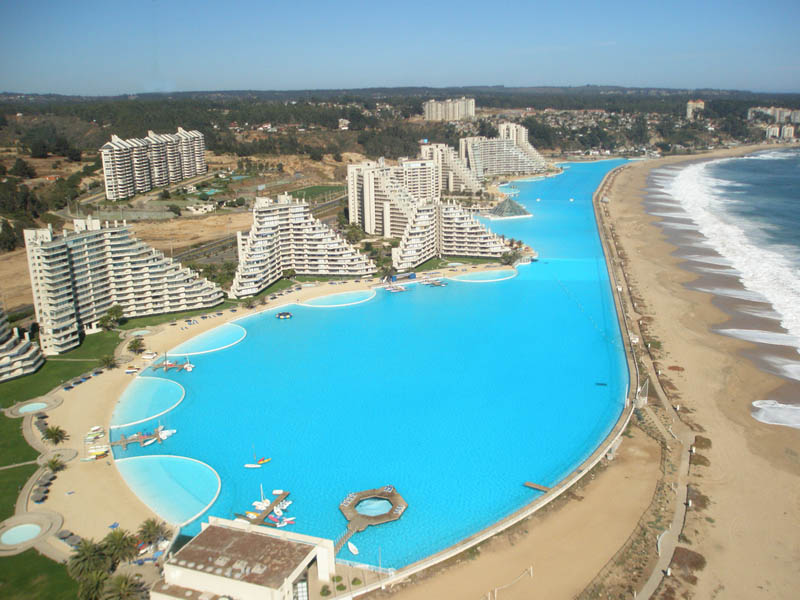 San Alfonso Del Mar Updated 2019 Prices Condominium >> The Largest Swimming Pool In The World Twistedsifter
