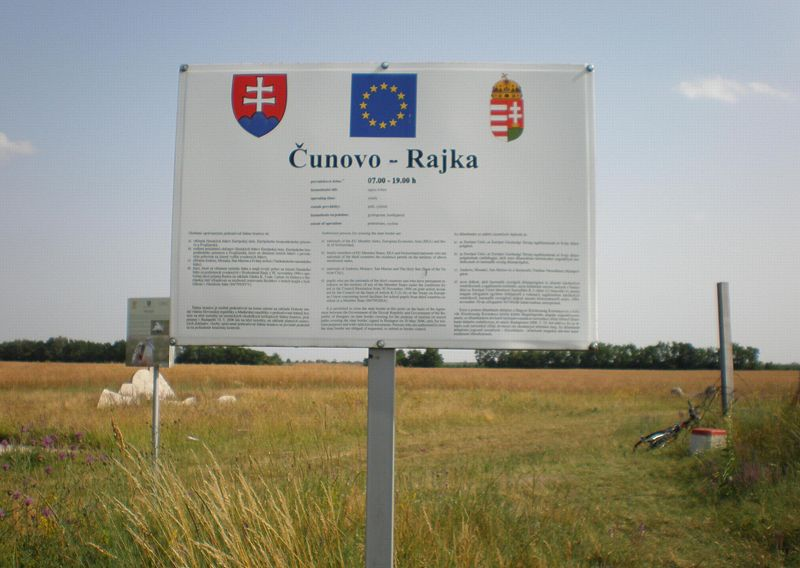 slovakia austria and hungary tripoint Where Three Countries Meet: Famous Tripoints Around the World