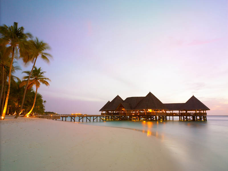 soneva gili maldives resort six senses 3 The Amazing Stilt Houses of Soneva Gili in the Maldives