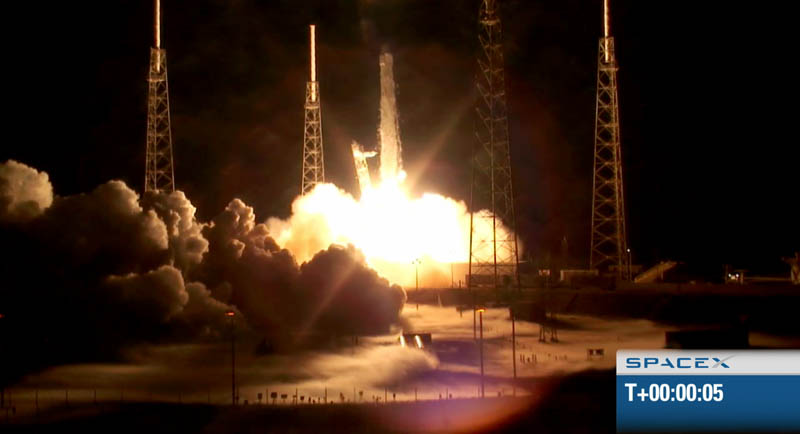 The Historic SpaceX Mission «TwistedSifter