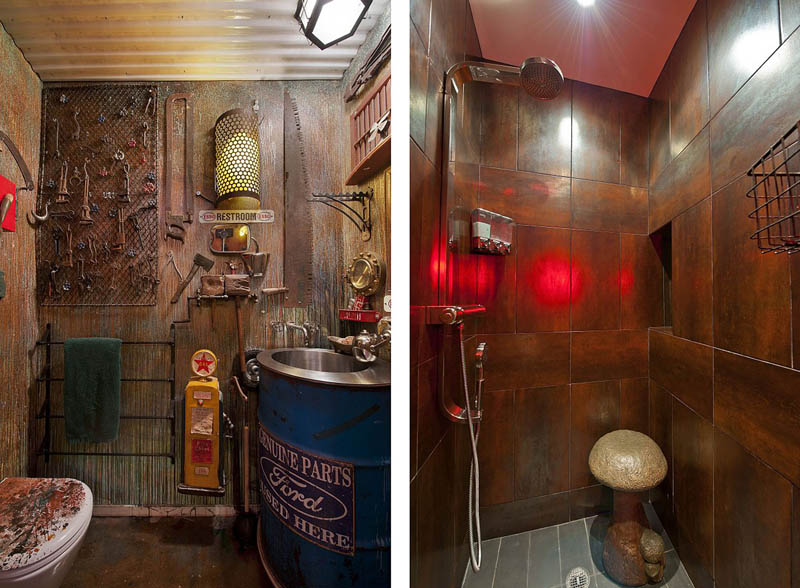 steampunk apartment new york city 6 Crazy Steampunk Apartment in New York City