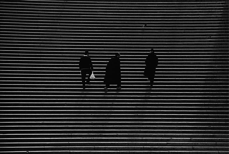Picture of the day stairway to contrast twistedsifter