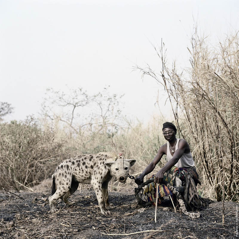 the hyena and other men pieter hugo 1 The Hyena Handlers of Nigeria