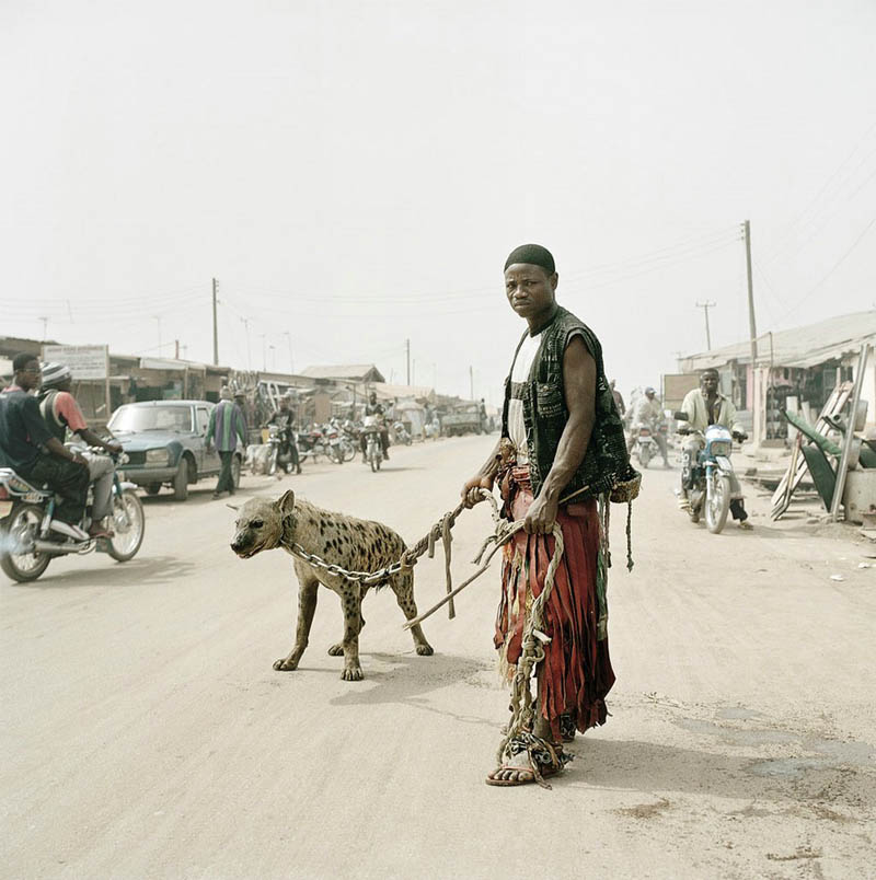 the hyena and other men pieter hugo 10 The Hyena Handlers of Nigeria