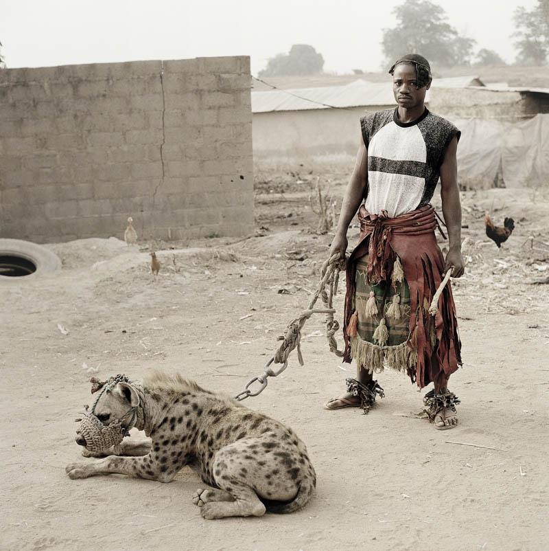 the hyena and other men pieter hugo 11 The Hyena Handlers of Nigeria