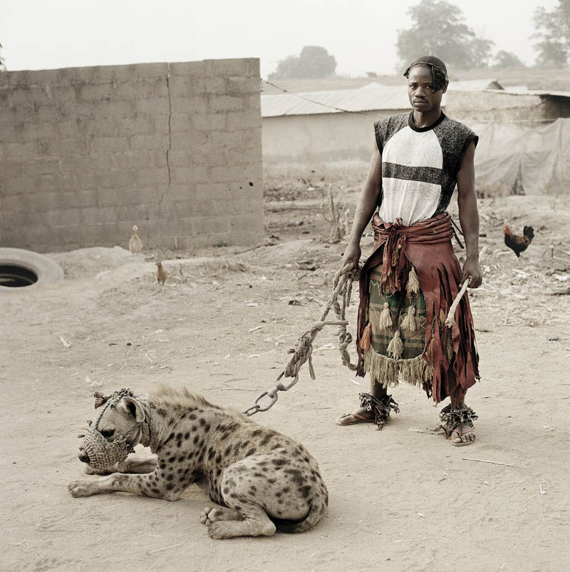 the hyena and other men pieter hugo 11 The Hyena Handlers of Nigeria