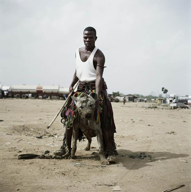the hyena and other men pieter hugo 12 The Hyena Handlers of Nigeria