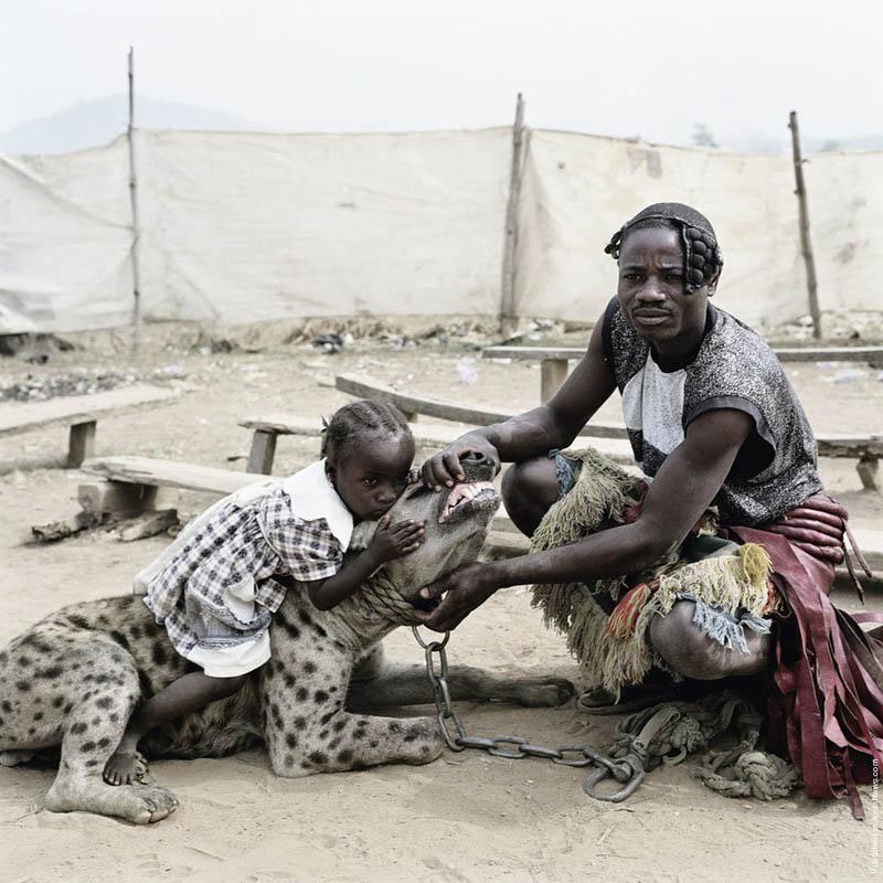 the hyena and other men pieter hugo 2 The Hyena Handlers of Nigeria