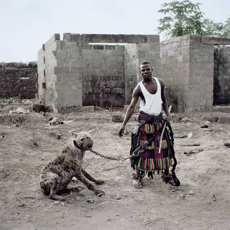 the hyena and other men pieter hugo 4 The Hyena Handlers of Nigeria