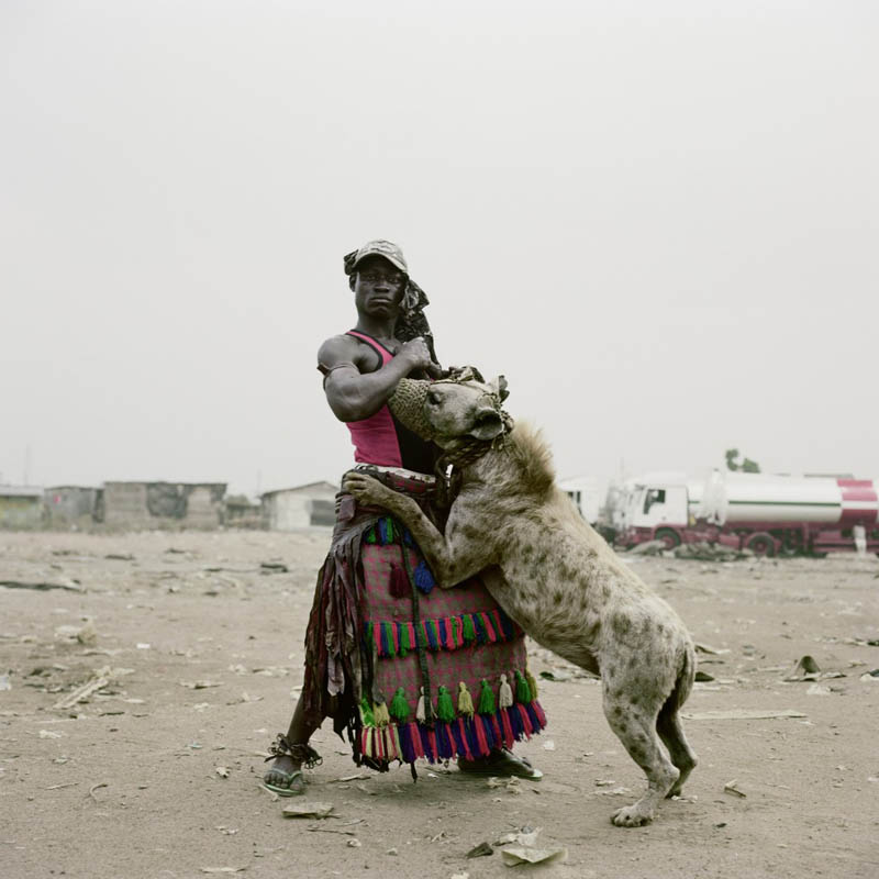 the hyena and other men pieter hugo 5 The Kings of Africa: 18 Portraits by Daniel Laine