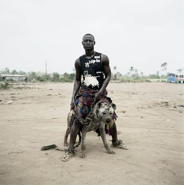 the hyena and other men pieter hugo 7 The Hyena Handlers of Nigeria
