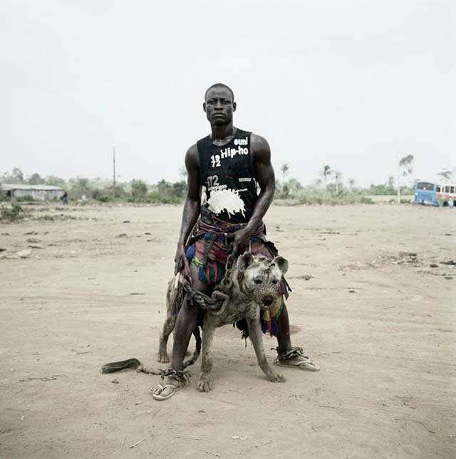 the hyena and other men pieter hugo 7 The Hyena Handlers of Nigeria