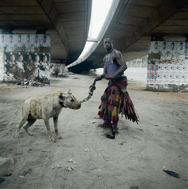 the hyena and other men pieter hugo 8 The Hyena Handlers of Nigeria