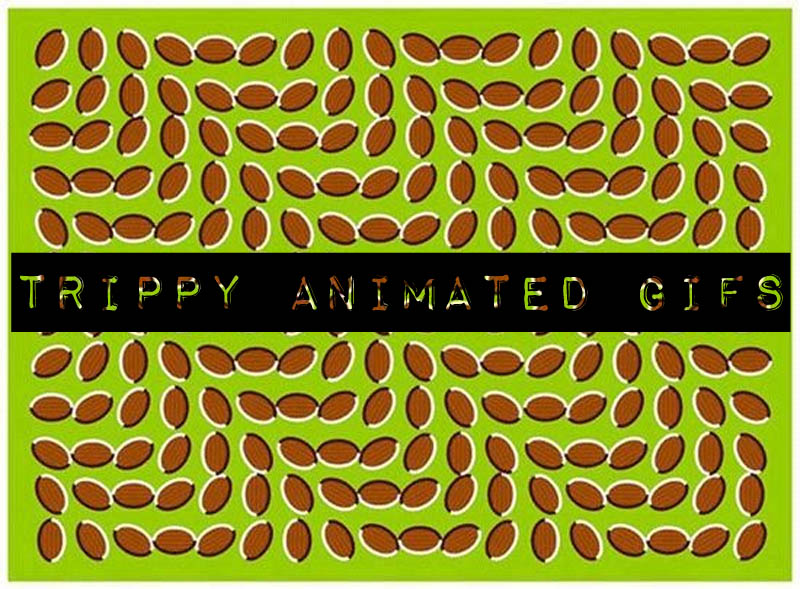 trippy animated gifs These 15 Animated Gifs Will Trip You Out
