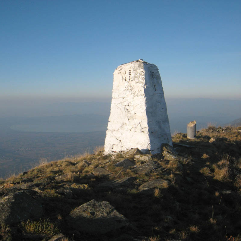 tumba summit bulgaria greece macedonia tripoint Where Three Countries Meet: Famous Tripoints Around the World