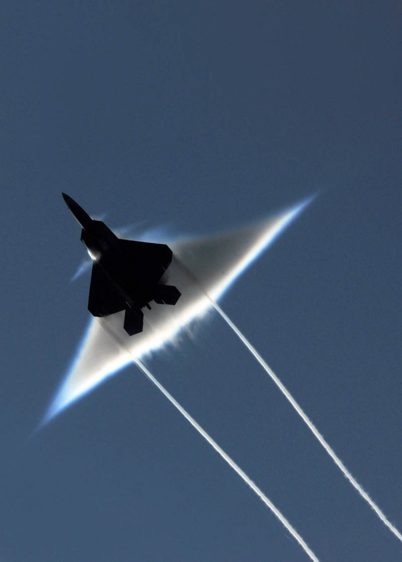 40 photos of airplanes breaking the sound barrier twistedsifter