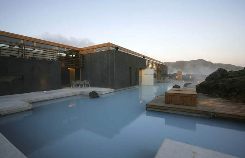 the blue lagoon geothermal spa in iceland twistedsifter