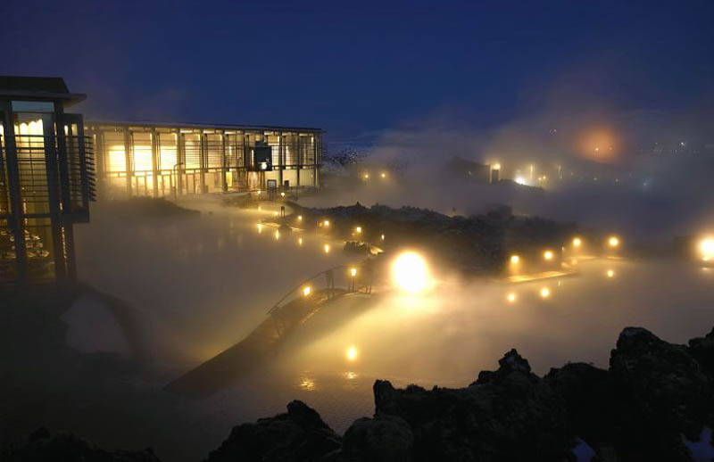 The Blue Lagoon Geothermal Spa inIceland