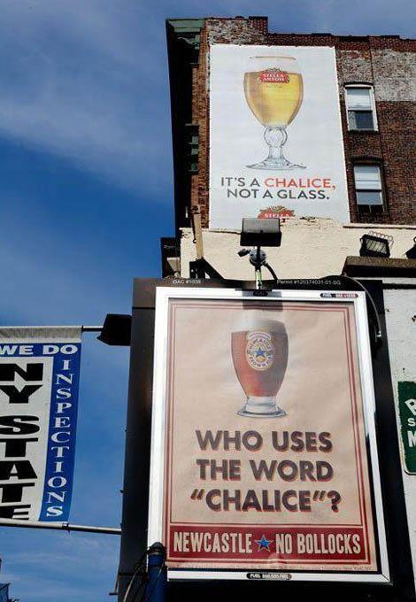 billboard wars stella chalice
