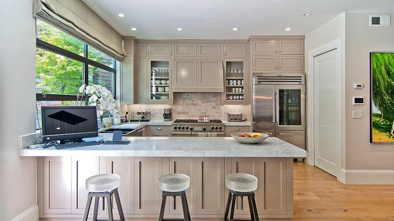 Edwardian Home Modern Interior Presidio Heights San Francisco Teed Haze 3481 Washington Street 5 Beautiful