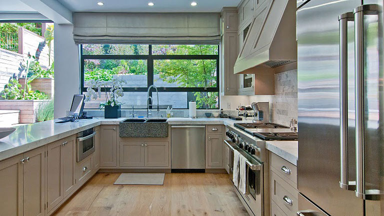 edwardian home modern interior presidio heights san francisco teed haze 3481 washington street 6 Beautiful Edwardian Home with Modern Interior