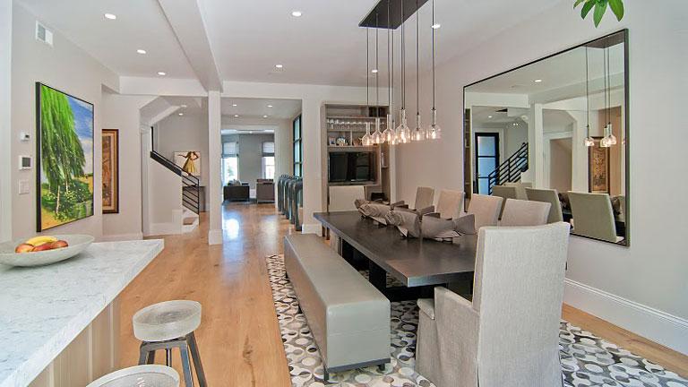 Edwardian Home Modern Interior Presidio Heights San Francisco Teed Haze 3481 Washington Street 9 Beautiful