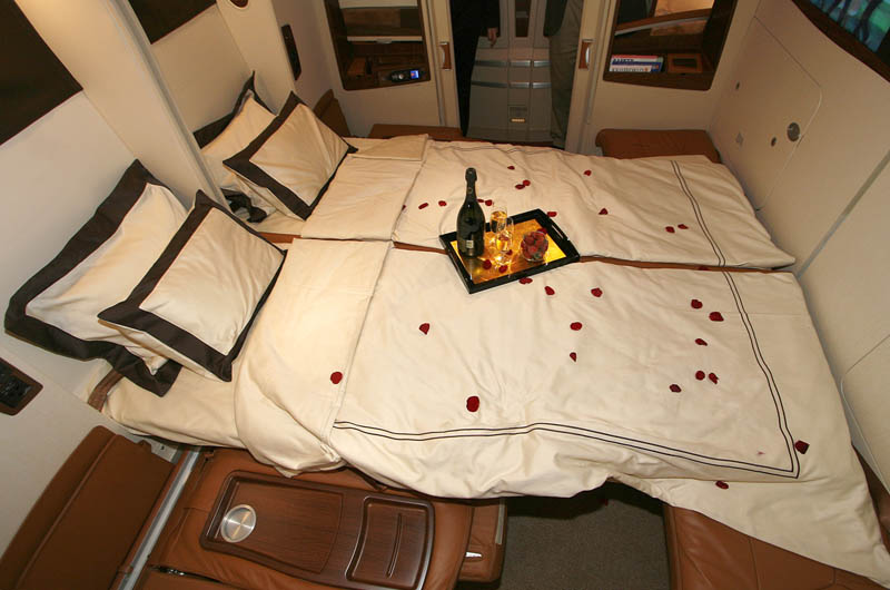 first class suites singapore airlines a380 4 The Private Suites on Singapore Airlines