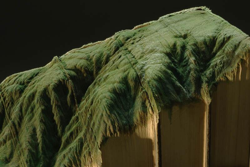 landscape book art guy laramee 4 Breathtaking Landscapes Carved Into Books