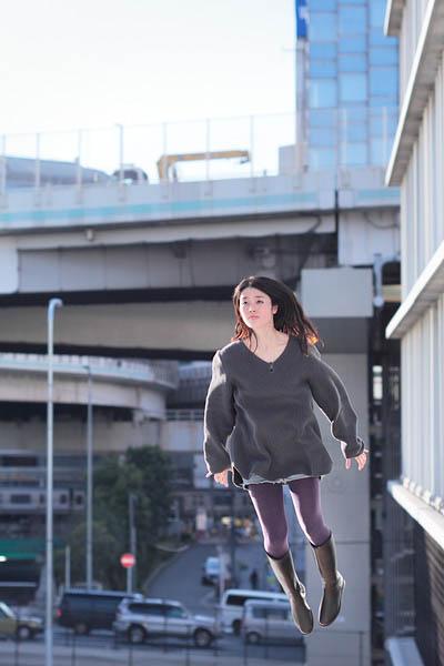 levitation photo portraits by natsumi hayashi 18 Levitation Portraits by Natsumi Hayashi