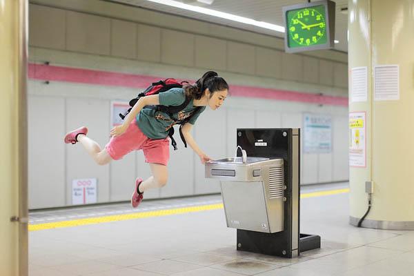 levitation photo portraits by natsumi hayashi 4 Levitation Portraits by Natsumi Hayashi