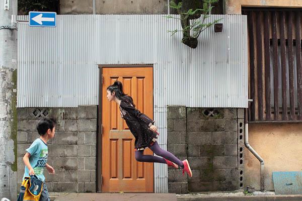 levitation photo portraits by natsumi hayashi 7 Levitation Portraits by Natsumi Hayashi