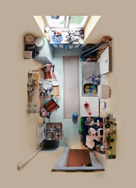 12 Unique Views Of Rooms From Above 171 Twistedsifter