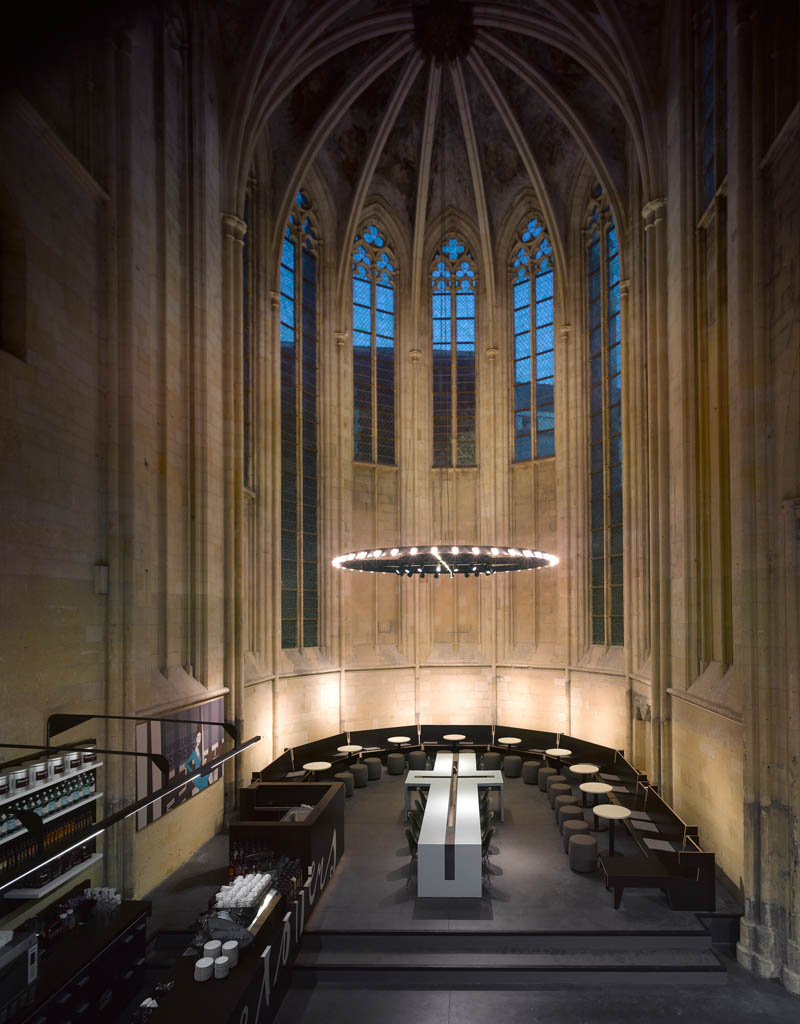 selexyz dominicanen bookstore church conversion netherlands 2 The Worlds Most Beautiful Bookstore