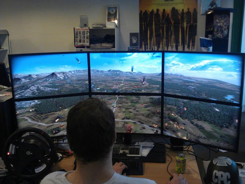 Diy Plans For Computer Desk