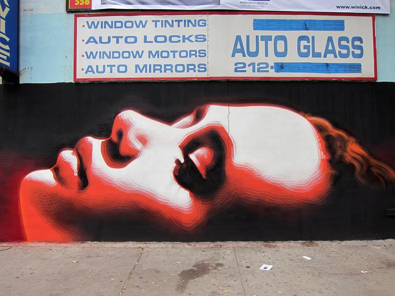 street art murals by el mac 10 Unbelievable Street Art Murals by El Mac