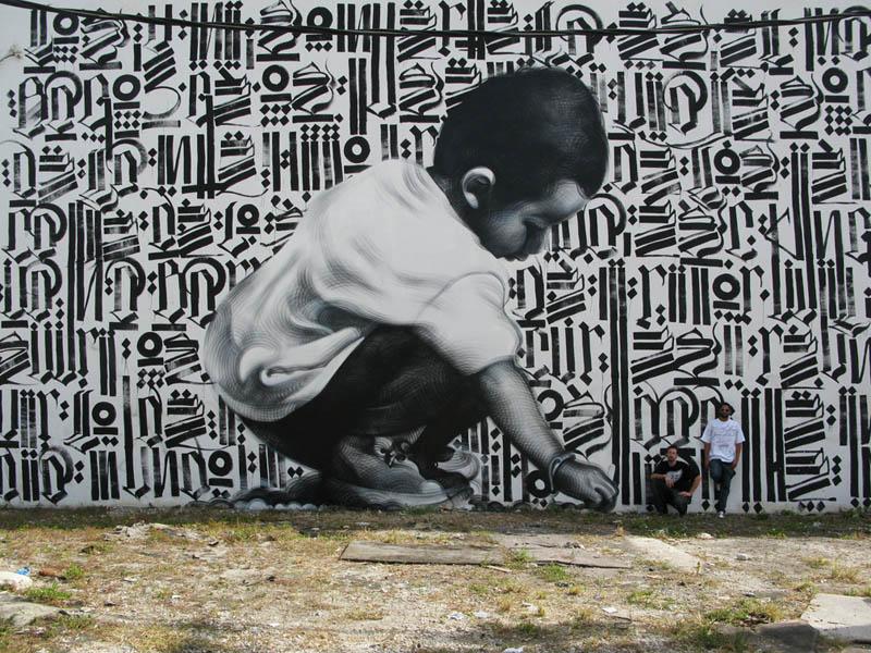 Unbelievable Street Art Murals By El Mac «TwistedSifter