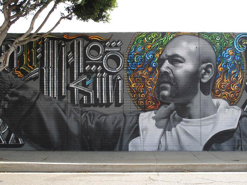 street art murals by el mac 8 Unbelievable Street Art Murals by El Mac
