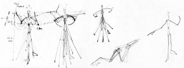 Turning Transmission Towers Into Giant People TwistedSifter - Architects turn icelands electricity pylons into giant human statues